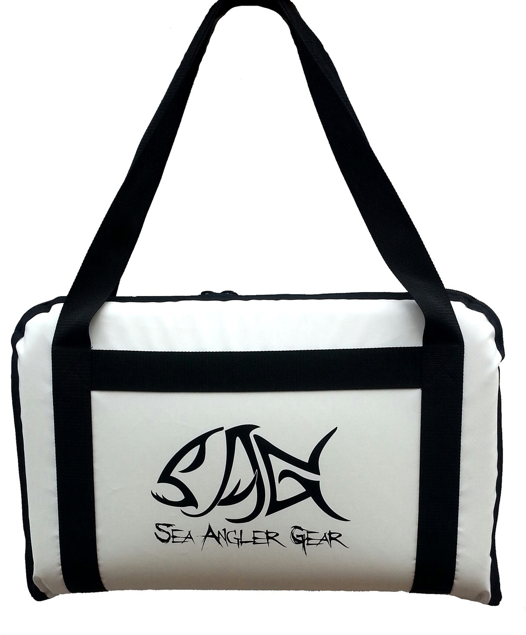 Insulated fishing bag 24 x 16 always an adventure for Insulated fish bag