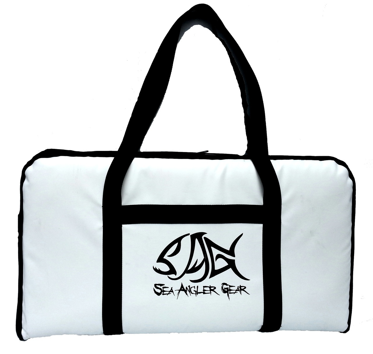 Insulated fishing bag by sea angler gear 48 x 20 for Insulated fish bag