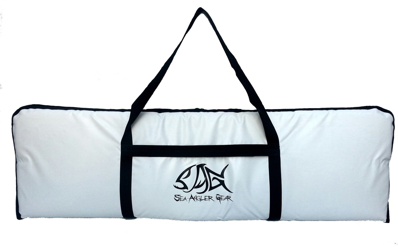 Insulated offshore fishing bag 65 x 20 always an for Fish in a bag