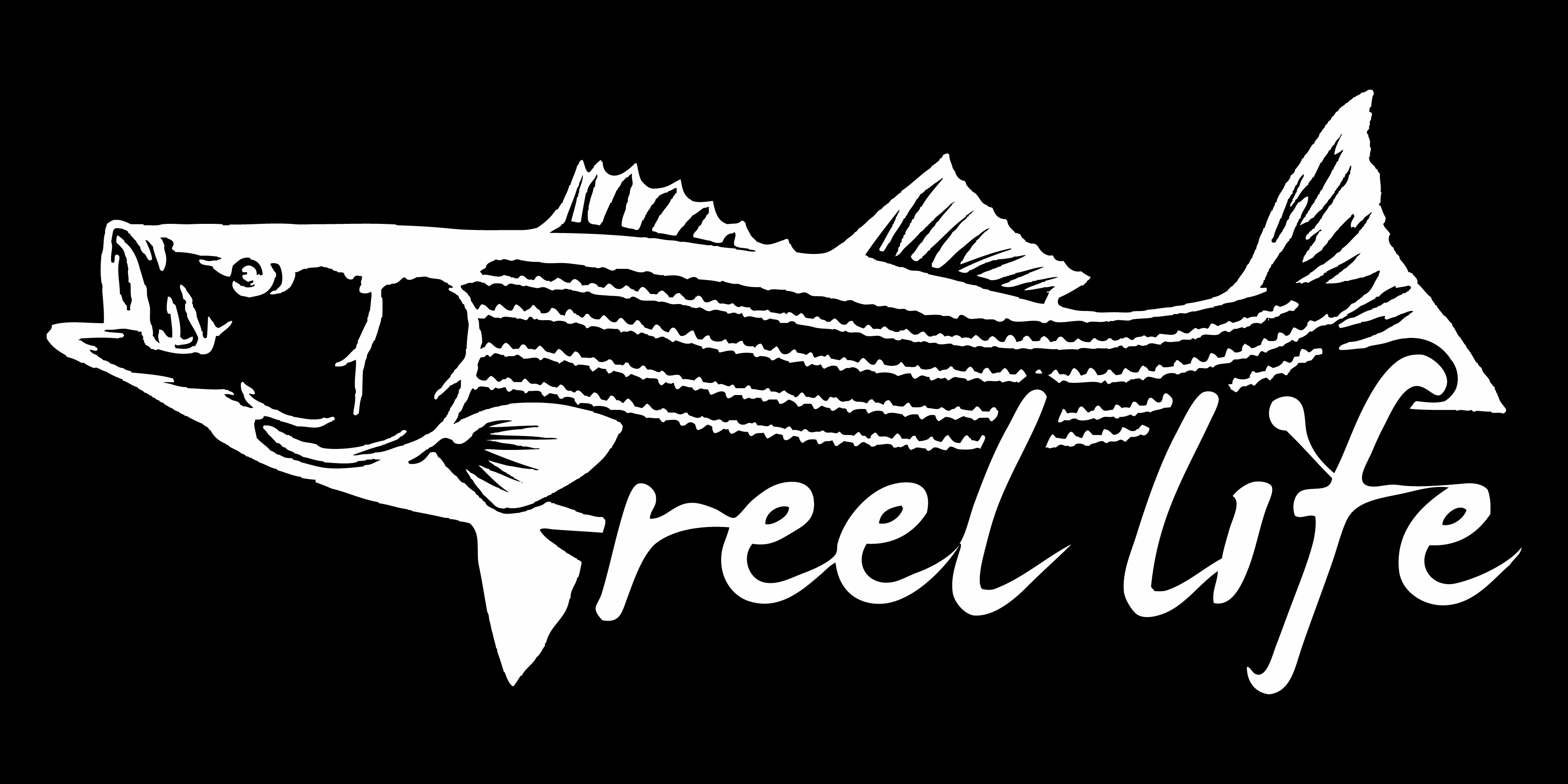 Image gallery striper decals for Saltwater fishing decals